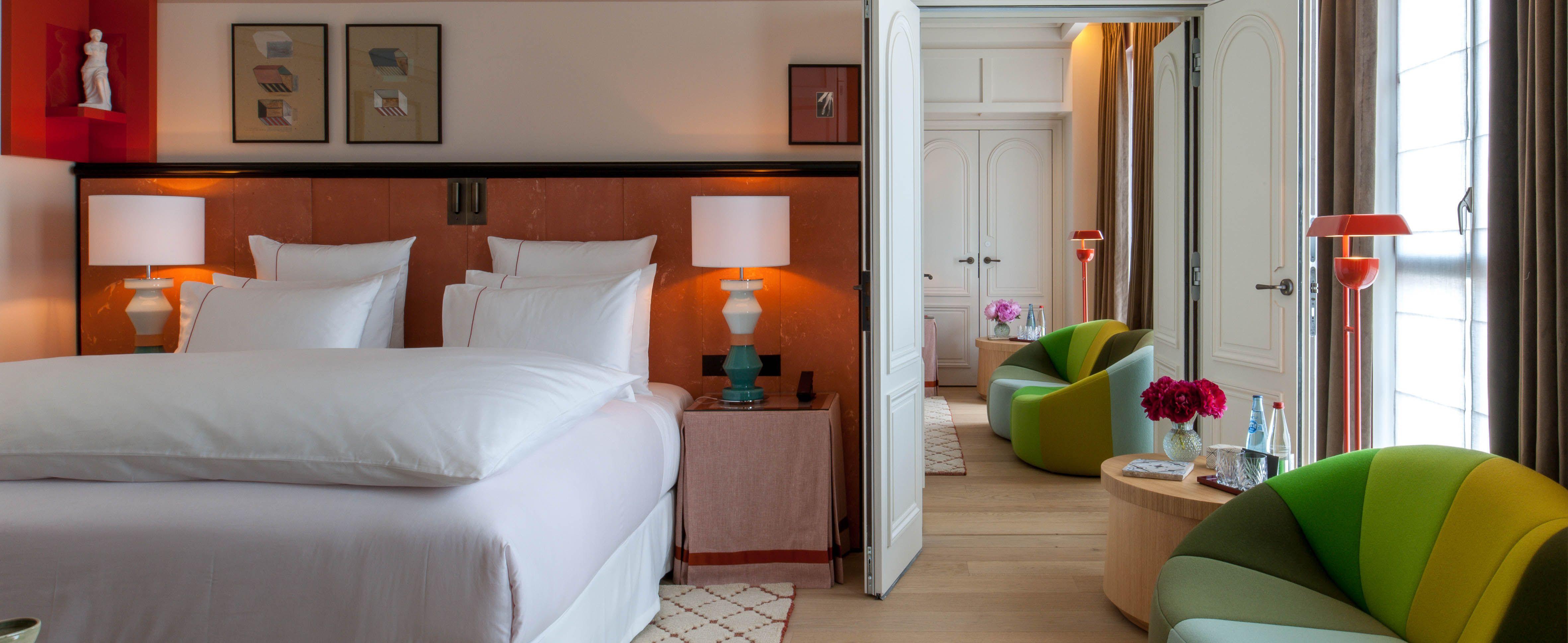 Adjoining Deluxe Room SINNER Paris (Marais, 3rd) - Unusual ...