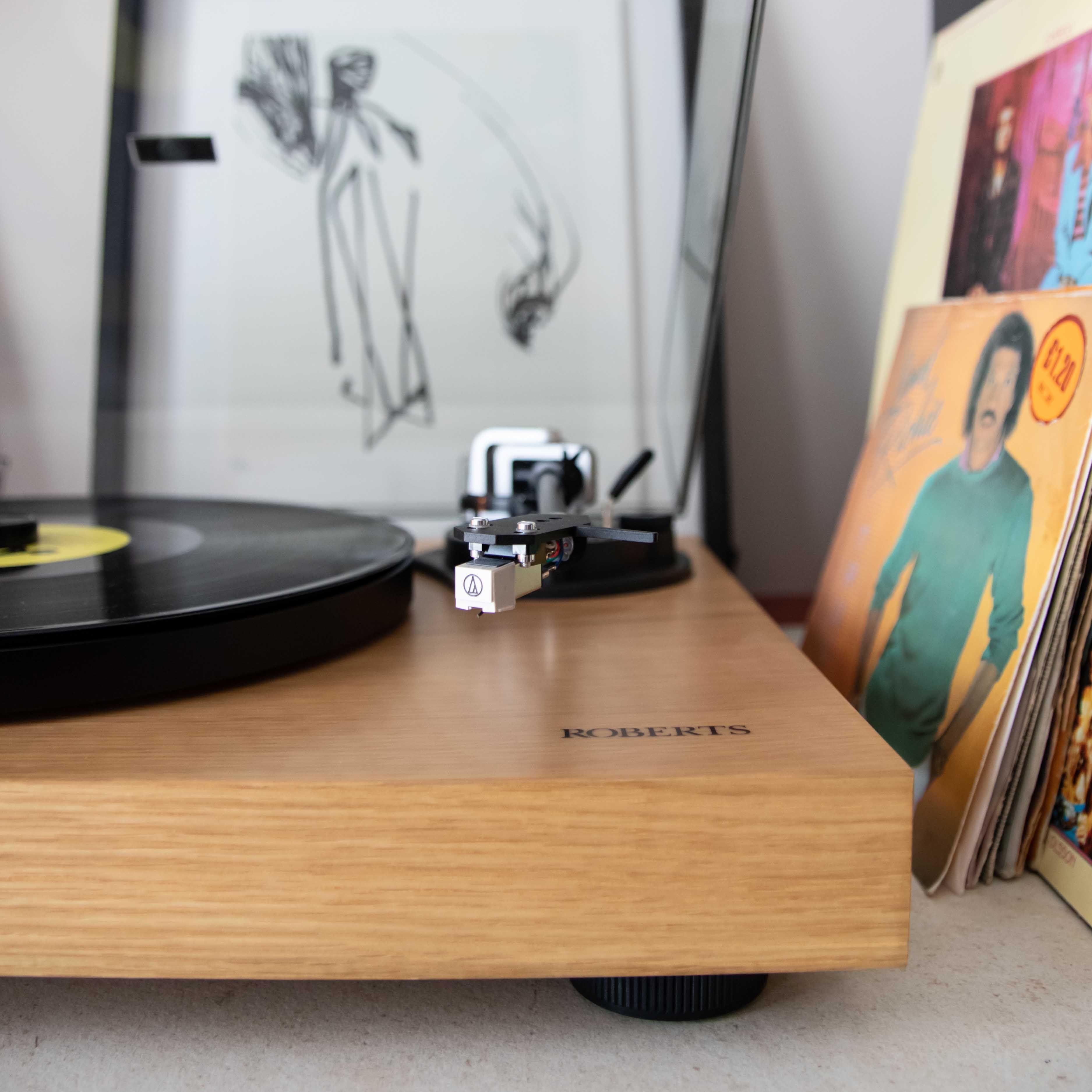 sélection éclectique de vinyles